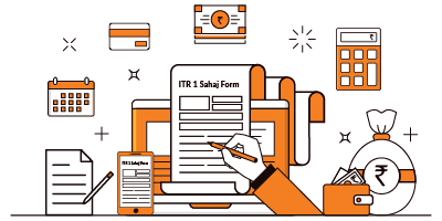 How to File ITR 1 Sahaj Form Online – A Complete Guide