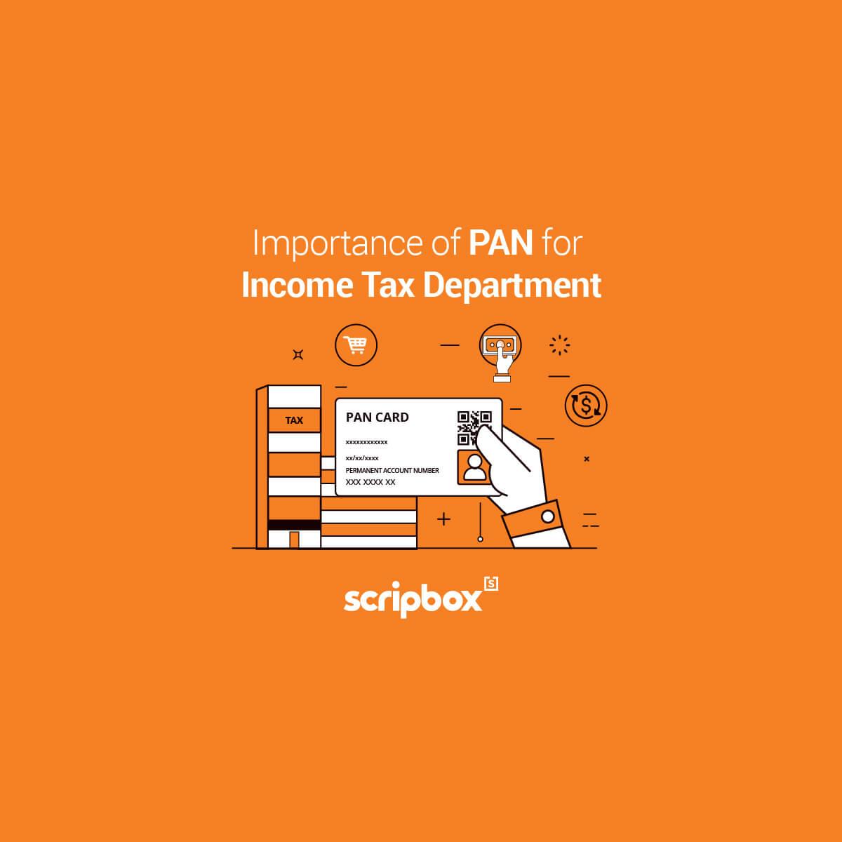 pan card income tax