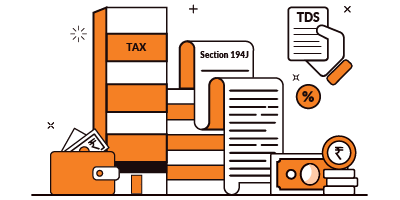 Section 194J of Income Tax Act – TDS on Fee for Professional or Technical Services