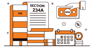 Section 234A of Income Tax Act