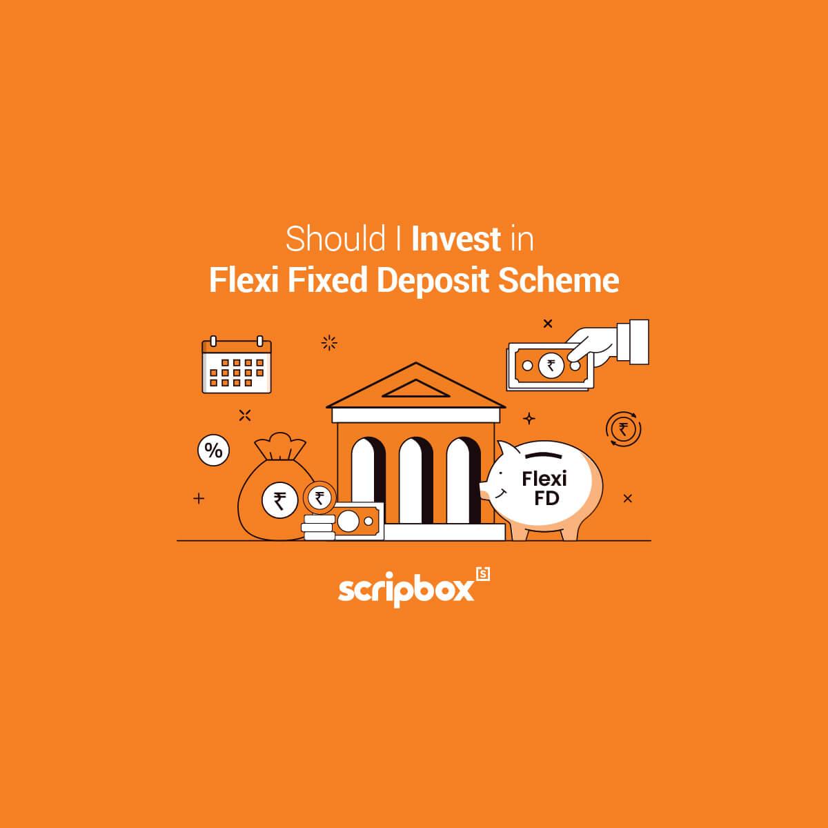 flexi fixed deposit scheme