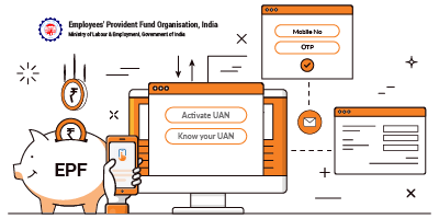 UAN Registration, Activation, and Generation
