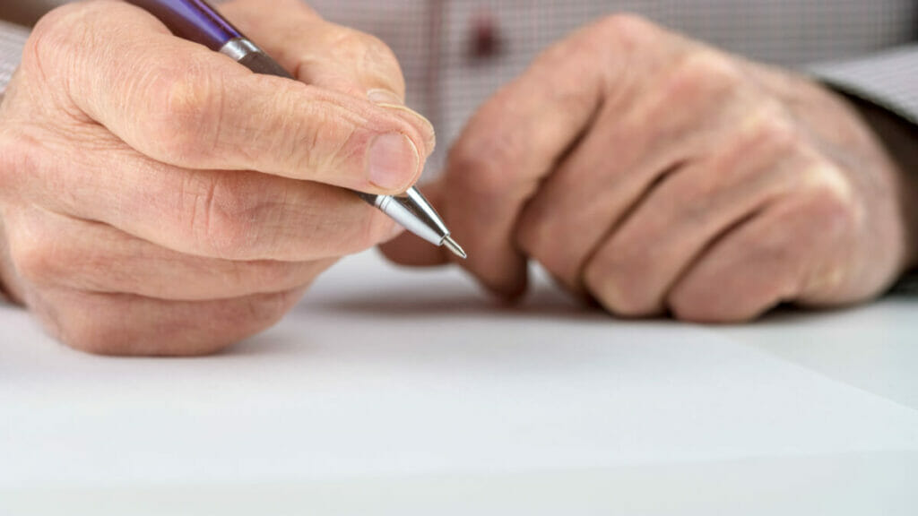 All you need to know about writing a Will