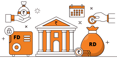 Fixed Deposit FD vs RD Recurring Deposit – Benefits and Differences