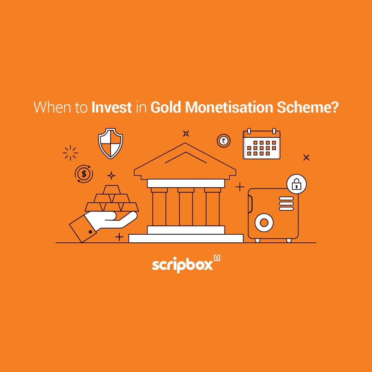 gold moneitsation scheme