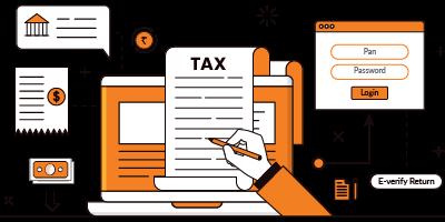 EVC Income Tax Return