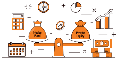 Hedge Fund vs Private Equity