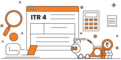 A Complete Guide on How to File ITR 4 Form Sugam Online on E-filing Portal?