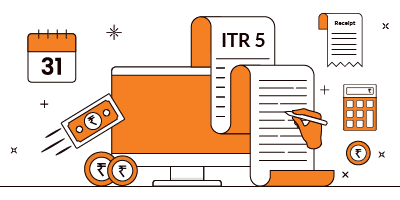 A Complete Guide on How to File ITR 5 Form Online?