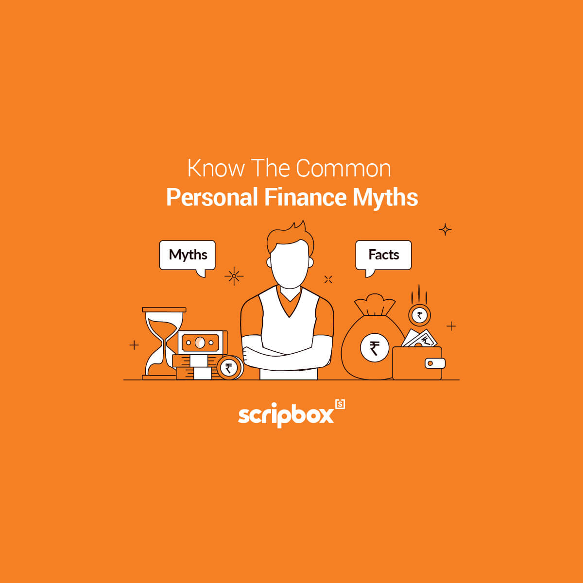 personal finance myths
