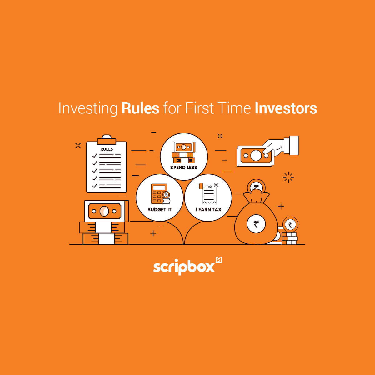 rules for first time investors