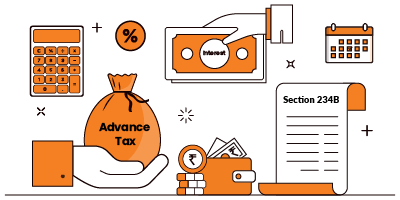 Section 234B of Income Tax Act – Interest for Default in Advance Tax Payment