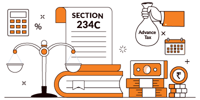 Section 234C of Income Tax Act – How to Calculate Interest on Deferred Payment of Advance Tax?