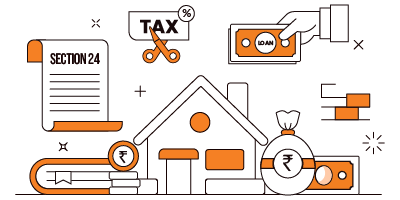 Section 24 Of Income Tax Act – Deduction For Interest On Home Loan